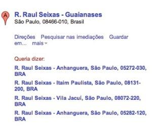 São CINCO ruas Raul Seixas em São Paulo!